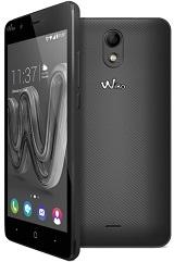 Wiko Harry Case Cover PU+TPU Housse en cuir synthétique + 1 Protecteur d'