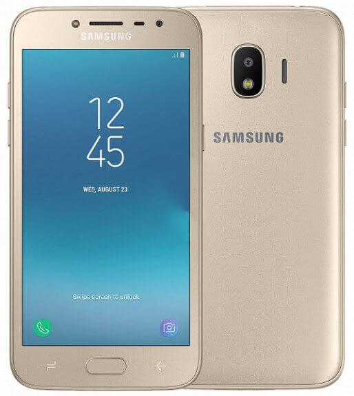 Prix Et Fiche Technique Samsung Galaxy J2 Pro 2018 Tunisie