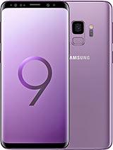 Prix Et Fiche Technique Samsung Galaxy S9 Tunisie
